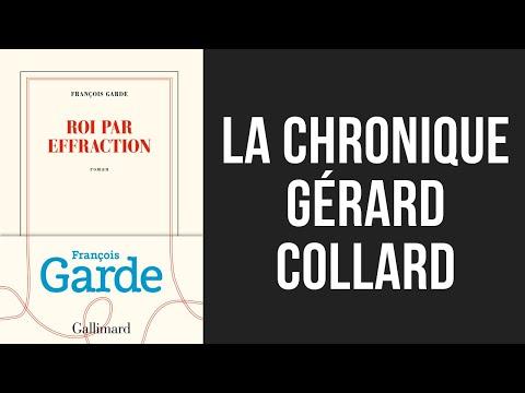 Vidéo de François Garde