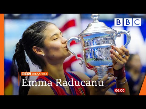 'Ready for anything' - what next for Emma Raducanu? @BBC News live 🔴 BBC