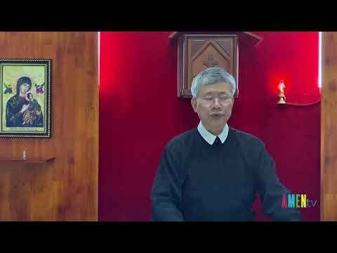 LHS Thứ Tư sau CN I MV: HẠNH PHÚC VÀ BÌNH AN VĨNH CỬU - Linh mục Giuse Hồ Đắc Tâm, DCCT