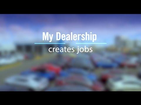 My Dealership provides jobs.
