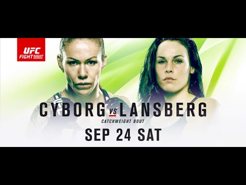 UFC Fight Night 95 | Cyborg vs Lansberg | Betting Odds, Fight Preview and Fight Pick