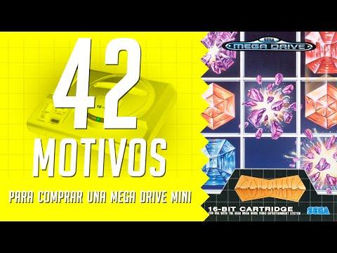 Columns. 42 motivos para comprar una Mega Drive Mini. (33/42)