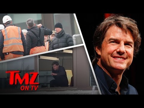 Tom Cruise – Another 'M:I 6' Stunt Goes Wrong!   TMZ TV