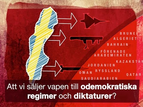 Svenska vapen motverkar jämställdhet
