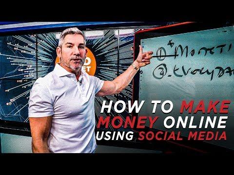 3 Tips on How to Make Money Online Using Social Media - Grant Cardone photo