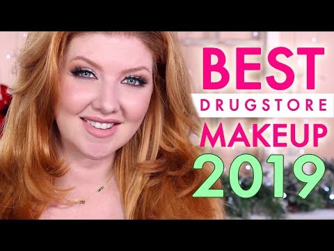BEST Drugstore Makeup 2019
