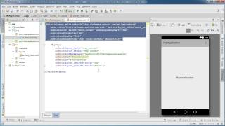 Android App Development for Beginners - 8 - Basic Overview of an App
