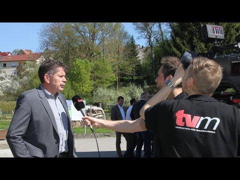 Mainfranken TV: Energieeffizienznetzwerk Franken in Dittelbrunn