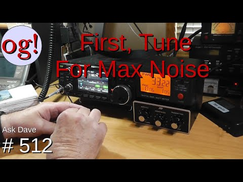 First, Tune for Max Noise (#512)