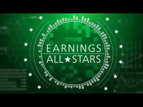 5 Top Big Cap Earnings Charts