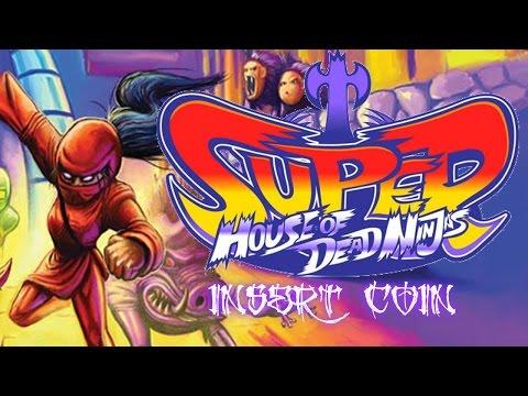 Old School: Super House of Dead Ninjas (2016) - Steam - En vivo que no en directo