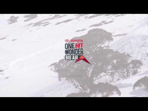Toyota One Hit Wonder Invite