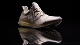 Adidas Futurecraft 3D aims for custom-printed sneakers (Tomorrow Daily 255)