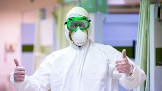 Ситуация коронавирусом Иране