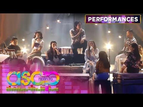 Chill music jamming with your favorite Kapamilya singers | ASAP Natin 'To