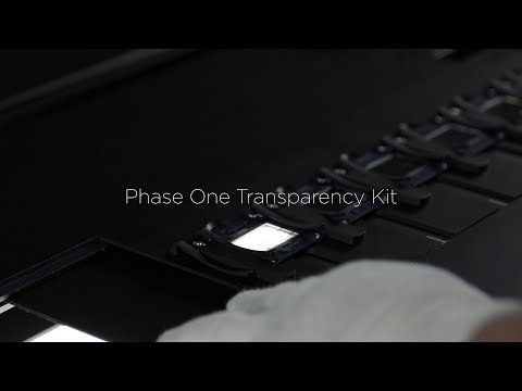 Phase One Film Scanning Solutions | Phase One
