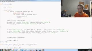 Pygame (Python Game Development) Tutorial - 79 - Game Over and Win