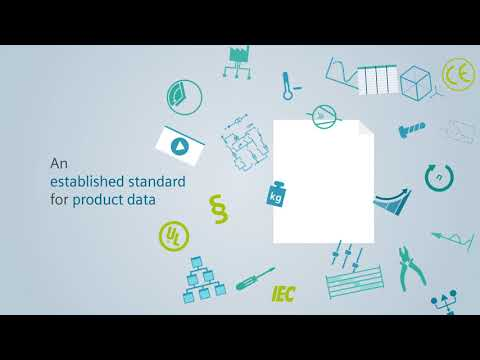 Siemens is using standards – the ETIM classification model