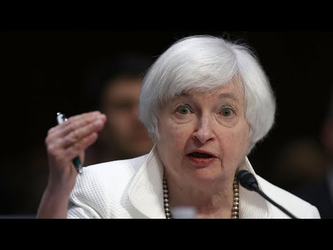 Yellen to retire from Fed next year