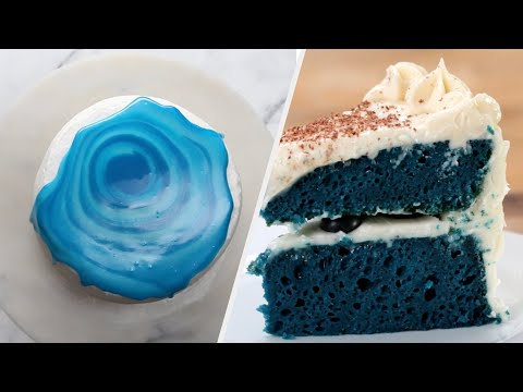 Cakes out of the Blue! ? Tasty Recipes