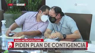Alcaldes del área metropolitana de la Gran Santa Cruz piden plan de contingencia al Gobierno