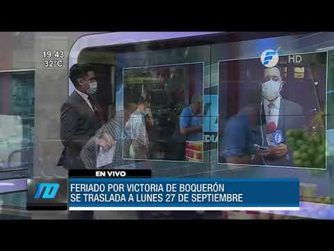 Feriado de Victoria de Boquerón se traslada al lunes 27