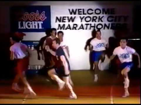 "1990 NY Marathon - ""This is What We Do"""