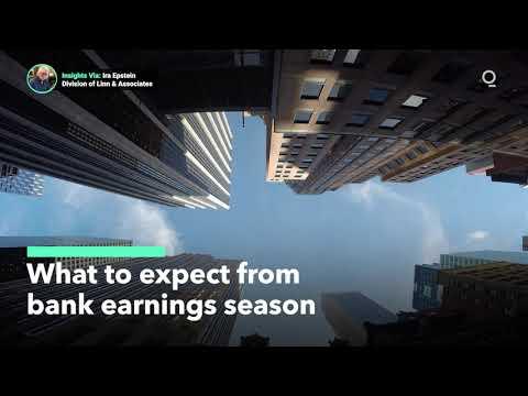 A Bumper Earnings Season for Banks?