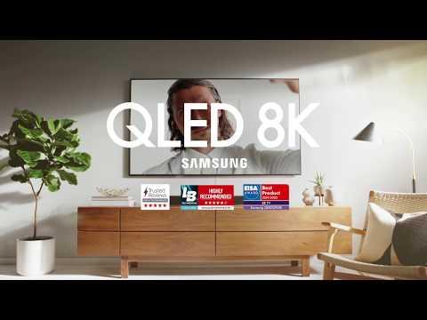 Fantastisk billedkvalitet i både sollys og biografmørke med Samsung QLED