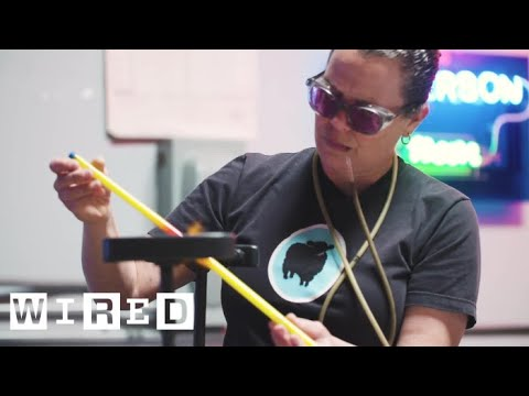 connectYoutube - Making a Neon Sign By Hand | WIRED