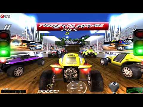 connectYoutube - Rally Cross Ultimate / Rally 4x4 Cars Racing / Android Gameplay FHD #2