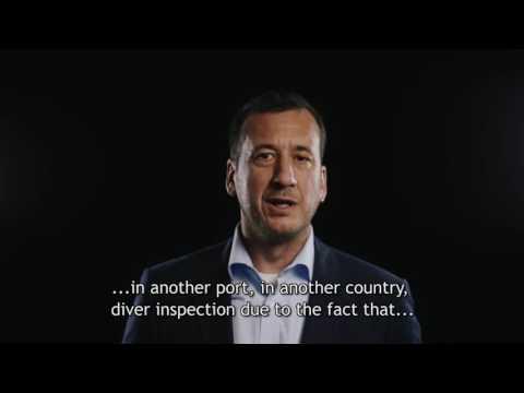 Inspiration portrait: Rochus Schneider, Fleetmanager, Hammonia Reederei