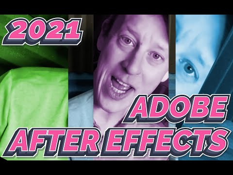 After Effects 2021 Tutorial 5