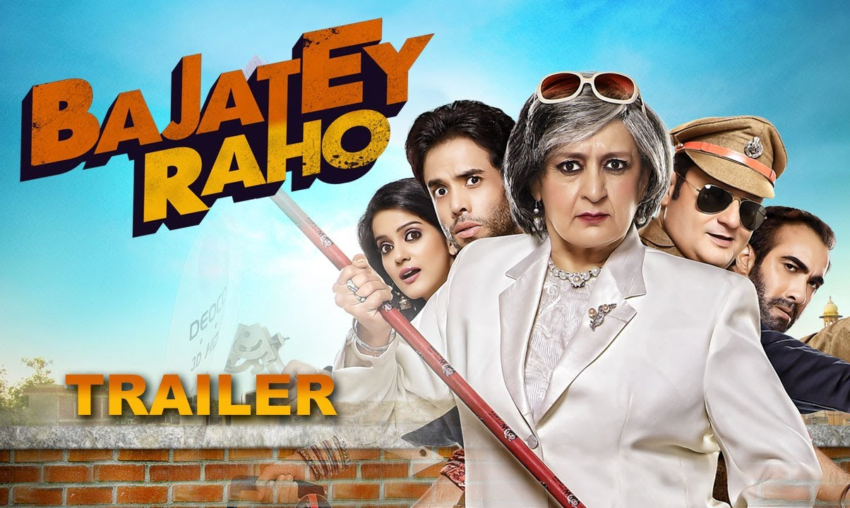 Bajatey Raho - Theatrical Trailer