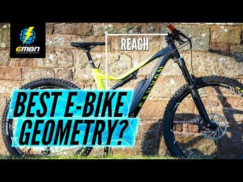 What Is The Best E Bike Geometry? | EMTB Geometry In Practice