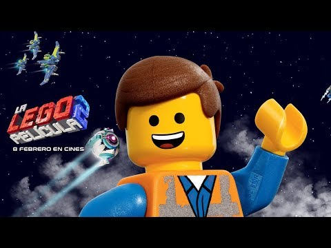 """La LEGO Película 2 - Youtube Masthead """"Más"""" - Castellano"""