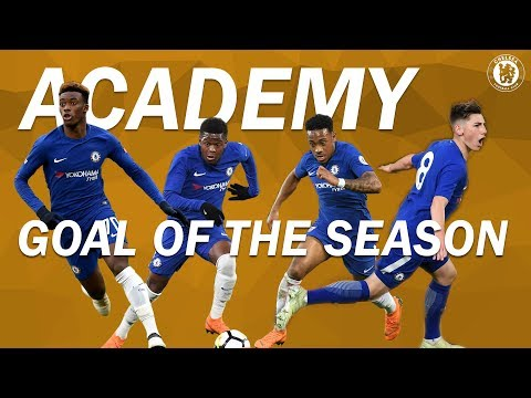 Chelsea's Amazing Academy | Pick Your Goal Of The Season!
