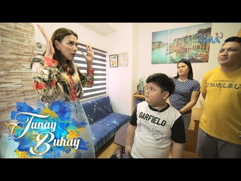 Tunay na Buhay: Yuan Francisco, ipinasyal ang 'Tunay na Buhay' sa kanilang bagong tahanan