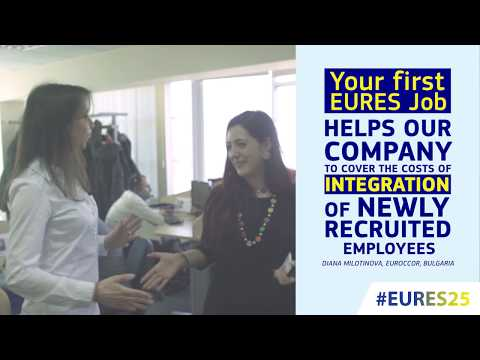 EURES 25: Your First EURES Job - Easier to Find Your Employees photo