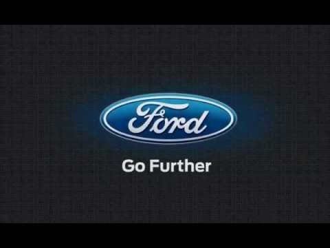 Ford SYNC Touchscreen - How to: navigate to your destination