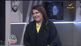 الممثلة السعودية أغادير السعيد : بعد 5 سنوات وافق زوجي على التمثيل