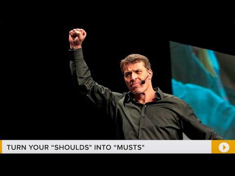 Transform ordinary into extraordinary | Tony Robbins