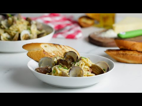 Clams Carbonara ? Tasty Recipes