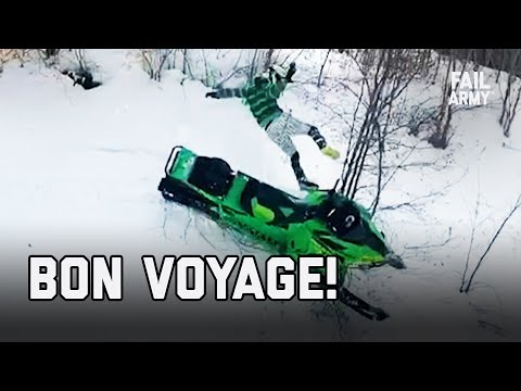 Bon Voyage: Ridiculous Transportation Fails and Mishaps