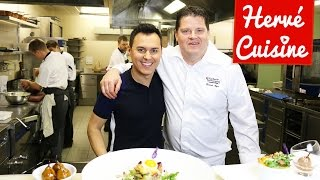 Recettes de cuisine : Hervé Cuisine [Voyage] Hervé Cuisine en Suisse, ép 1 : recette de chef à Fribourg en vidéo