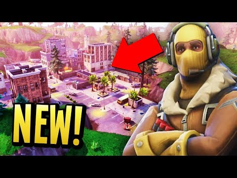 connectYoutube - NEW FORTNITE MAP Gameplay - New Cities & More!