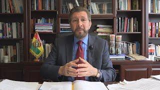 (4) Vigencia de la República de Bolivia para afrontar la crisis política, social y económica
