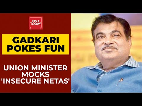 'MLA Is Sad For Not Becoming Minister, Minister Is Sad For Not Becoming CM': Gadkari Pokes Fun