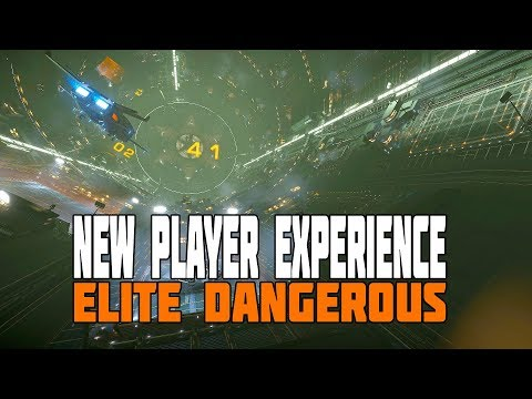 Elite Dangerous - So How's the New Player Experience here in 2018?