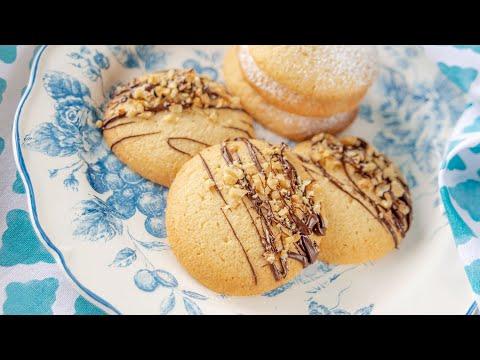 Простое ВАНИЛЬНОЕ ПЕЧЕНЬЕ к чаю | базовый рецепт Vanilla Wafers